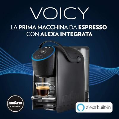 Lavazza A Modo Mio Voicy, Macchina Caffè Espresso con...