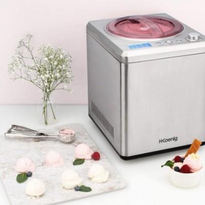 H.koenig hf340 macchina per gelati verticale, gelatiera,...